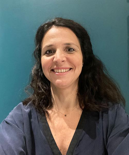 Géraldine Blanchet, gestionnaire Crêches Les Lillotins